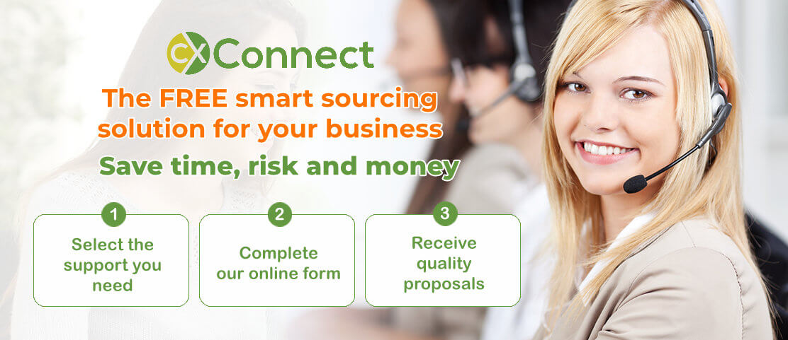 CX Connect provides smart business outsourcing solutions for business in customer service, consulting and technology related services